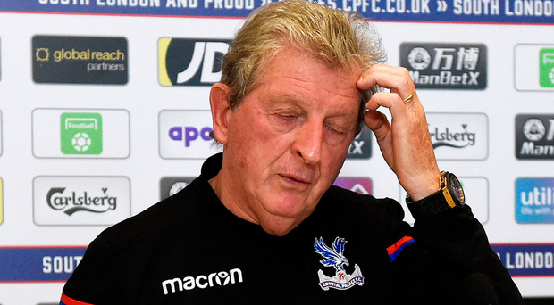 Hodgson: Aiming for good start. Photo: Reuters