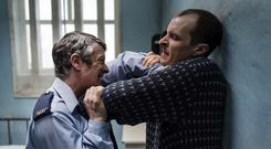 Barry Ward and Tom Vaughan Lawlor in MAZE