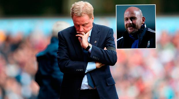 Redknapp becomes first Championship casualty after dismal Birmingham start