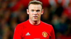 Wayne Rooney. Photo: PA Wire