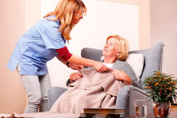 BALANCING ACT: Nursing home providers want to offer the best care possible but they are also in business to make money. Stock picture