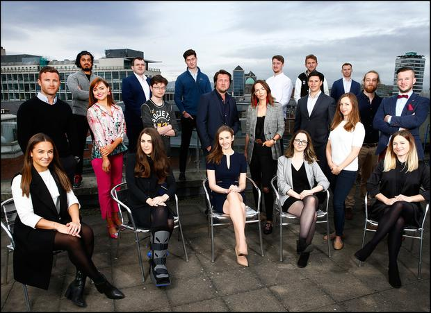2e1337d3f The most exciting Irish business stars under 30 - Independent.ie