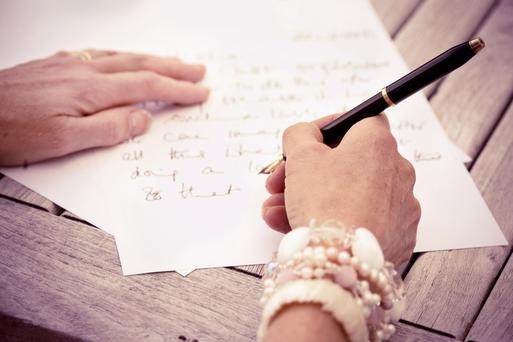 A woman who was knocked down by an under age driver writes a letter to him, 18 years on. (Stock photo)