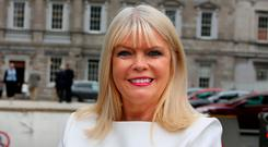 Mary Mitchell O'Connor said 'High Noon' presenter George Hook's comments on rape were a 'disgrace'. Photo: Tom Burke