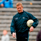 Declan Darcy admits the training game had set a strong tone. Photo: Sportsfile
