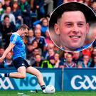 Philly McMahon said he wouldn't think too negatively about Lee Keegan's attempt to put off Dean Rock