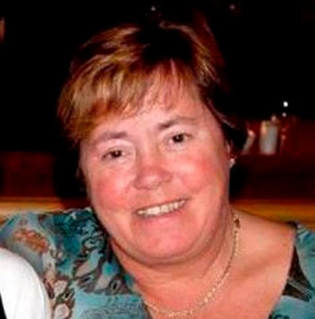 Anne Butterly, former manager of Rush Credit Union, who has been banned from carrying out certain management duties
