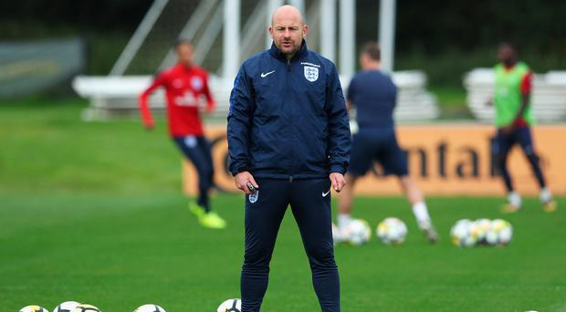 Former Ireland international Lee Carsley has been installed among the bookmakers' favourites to succeed Harry Redknapp as Birmingham City manager. Photo: Getty