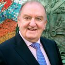 George Hook. Photo: Tony Gavin