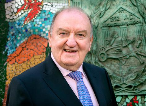 George Hook steps down from lunchtime show... but will ...