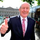 Minister for Rural Affairs, Michael Ring TD. Photo: Tom Burke