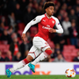 Reiss Nelson of Arsenal. Photo: Getty Images