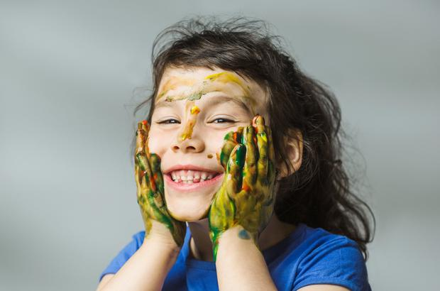 The face paints were seized last year by inspectors from the medicines' watchdog, HPRA. Stock Image