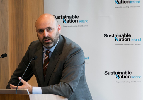 Sustainable Nation Ireland CEO Stephen Nolan