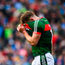 17 September 2017; A dejected Aidan O'Shea of Mayo after the GAA Football All-Ireland Senior Championship Final match between Dublin and Mayo at Croke Park in Dublin. Photo by Eóin Noonan/Sportsfile