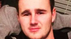 Ciaran Ryan (23) can now be identified as the man who is alleged to have had a semi-automatic pistol and ammunition that were seized by gardai on a train at Connolly Station in July.