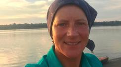 Adventurer Emma Kelty, 43, from London, was last heard from on Wednesday September 13