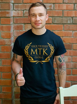 Carl Frampton is one of the biggest names signed to MTK Global