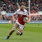 Iain Henderson returns to the field for Ulster this weekend. Photo: Oliver McVeigh/Sportsfile