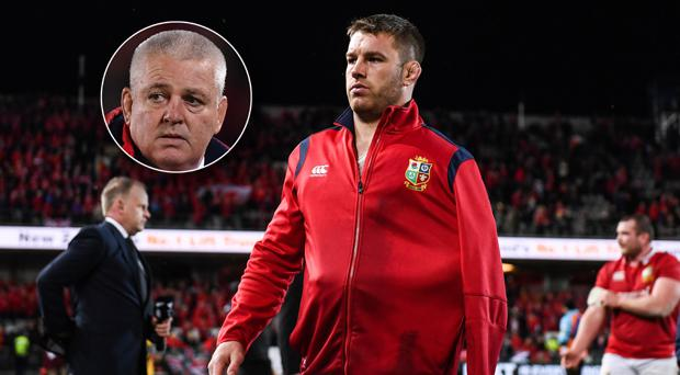 Sean O'Brien felt the Lions were 'over-trained' going into the first and third Tests
