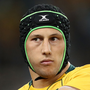 Wallaby second-row Adam Coleman. Photo: Getty Images