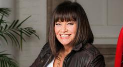 Comedian Dawn French. Photo: PA