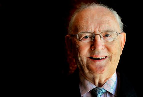 Jimmy Magee. Photo: Steve Humphreys