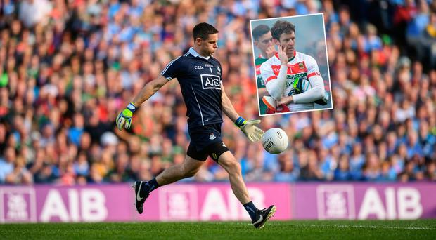 Stephen Cluxton and David Clarke have both been nominated for Player of the Year