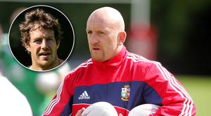 Mike McCarthy (inset) played under Shaun Edwards at Wasps