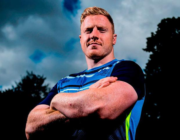 James Tracy ahead of the South African Tour. Photo by Ramsey Cardy/Sportsfile