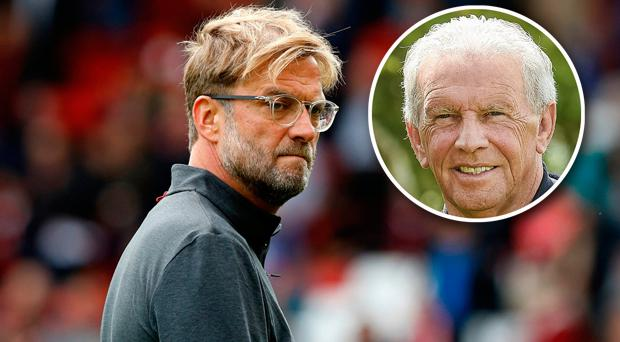 John Giles doesn't like the fact that Jurgen Klopp blamed his own players for the two goals conceded on Tuesday