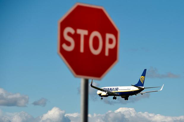 More than half of Ryanair pilot bases want improvements. Picture: Reuters