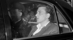 File photo dated 22 November 1965 of Ian Brady, while in police custody prior to his court appearance for the Moors Murders PA