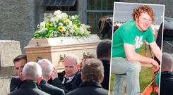 'The National Ploughing Championships will never be the same for the Kehoe family'