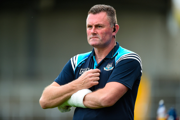 Mick Bohan, manager of Dublin. Photo by Matt Browne/Sportsfile