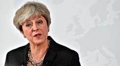 Mrs May is buying herself some time to unravel the mess the Brexit vote created. Photo: Reuters