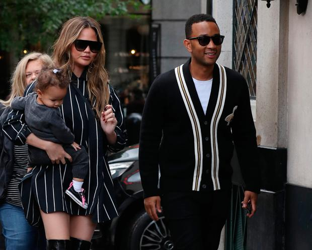 Chrissy Teigen asks parents to share their 'mean kid' stories