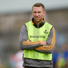 19 August 2017; Kilkenny manager Eddie Brennan before the Bord Gáis Energy GAA Hurling All-Ireland U21 Championship Semi-Final match between Kilkenny and Derry at Semple Stadium in Tipperary. Photo by Piaras Ó Mídheach/Sportsfile