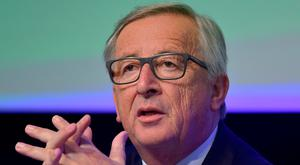 European Commission President Jean-Claude Juncker. Photo: Reuters