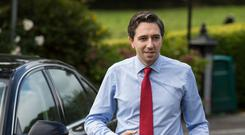 Health Minister Simon Harris. Picture: Mark Condren