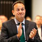 SEAL OF APPROVAL: Leo Varadkar has called for a poll in 2018 so Irish citizens living abroad can vote in presidential elections
