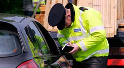 ROAD SAFETY MOVE: The new app will add to the arsenal in the fight against uninsured drivers. Stock picture