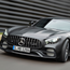 Looking good: The Mercedes-AMG GT C Edition 50 is a truly magnificent machine