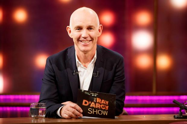 Revealed: RTÉ's top 10 highest paid presenters - Ray D'Arcy
