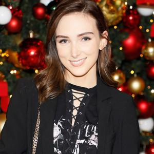 Niamh Doherty at the launch of the Arnotts Christmas gifts. Picture: Kieran Harnett