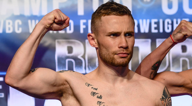 Frampton 'excited about the future' with Warren