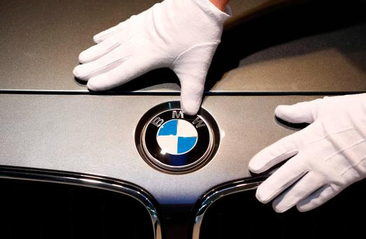 BMW has urged drivers with any concerns to contact its customer service department. Photo: Reuters