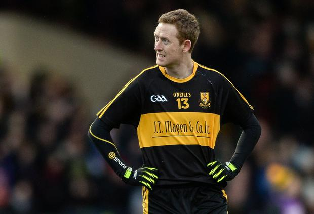 Former Kerry star Colm Cooper in action for Dr. Crokes. Photo: Eóin Noonan/Sportsfile