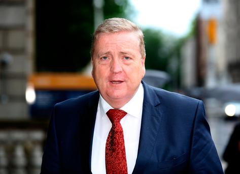 Seeking efficiency: Data Protection Minister Pat Breen