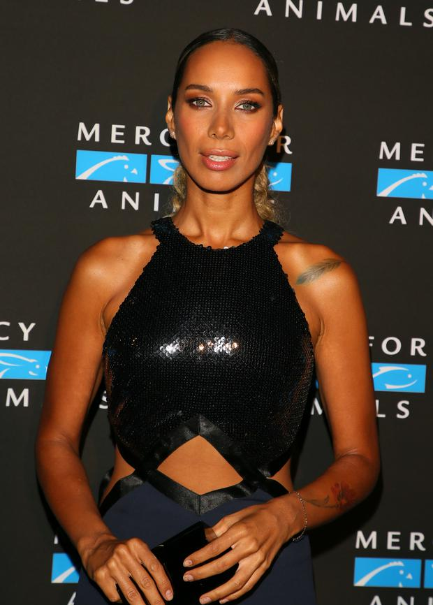 Leona Lewis attends the Mercy For Animals' Annual Hidden Heroes Gala on September 23, 2017 in Los Angeles, California. (Photo by JB Lacroix/ WireImage)